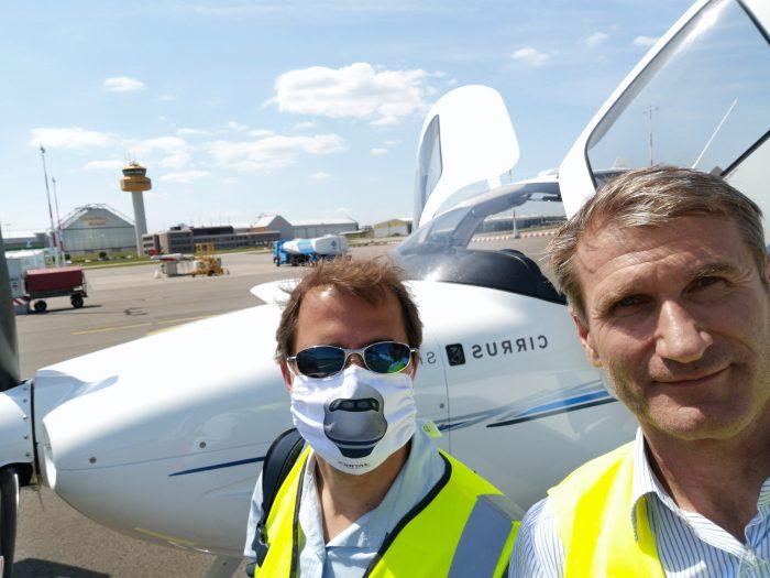 ATRiCS Customer Flight